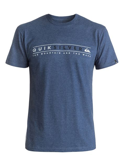 Kaos Tshirt Quiksilver All always clean aqyzt04399 quiksilver
