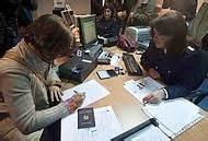 questura palermo ufficio passaporti passaporti nuovo sistema informaticodiminuiscono i disagi