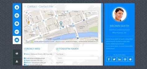 themeforest vcard flexyvcard responsive vcard template by flexycodes