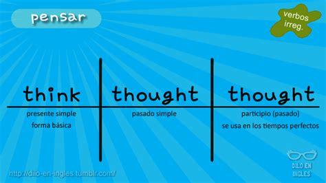 Mp Er Shares Thoughts On 10 verbos irregulares en ingl 233 s 1 con audio dilo en ingl 233 s