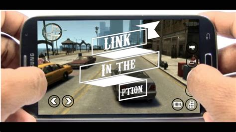 gta iv mobile apk gta 4 android free apk