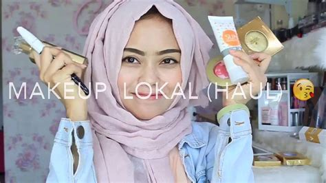 Eyeshadow Lokal makeup lokal indonesia makeup haul 2016 ayyunazzuyyin