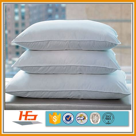 Cheap Microfiber by Wholesale Cheap White Polyester Microfiber Filling Hotel