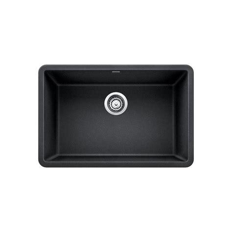 blanco granite composite sinks blanco precis undermount granite composite 27 in single
