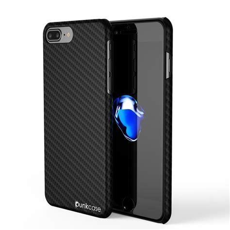 0 iphone 8 plus iphone 8 plus punkcase carbonshield heavy duty ultra thin 2 carbon fiber cover