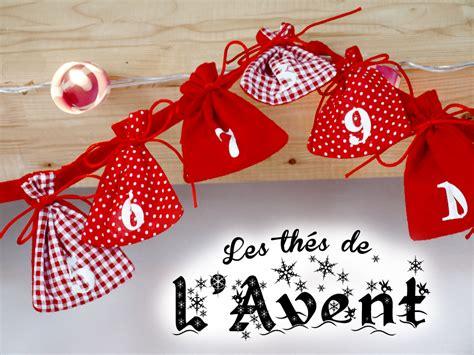 Calendrier De L Avent Original Fait Maison Calendrier De L Avent 224 Infuser Diy 171 Cookismo