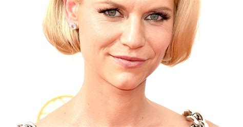 claire danes zoon claire danes faux bob emmys 2015 beauty breakdown red