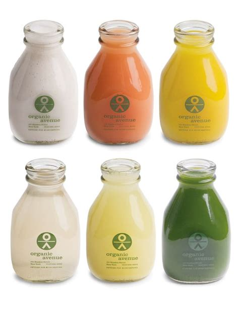 Organic Avenue Juice Detox by Organic Avenue Sets Up Shop In Soho And Beyond Well