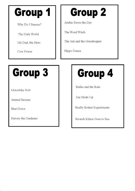 Library Skills Worksheets by Time4library Library Skills Lessons