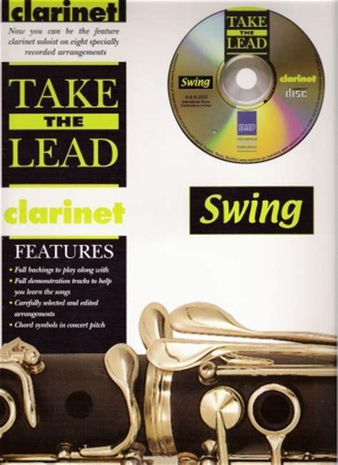 swing the lead take the lead swing bk cd sheet music sku 0871531822