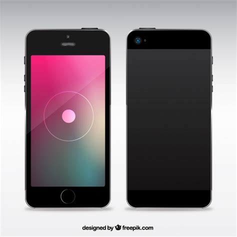 mobile free mobile phone vector free