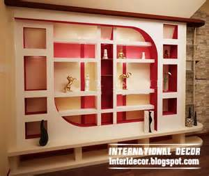 modern gypsum board wall interior designs and decorative - Interior Wall Decorations