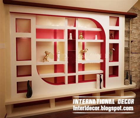 interior wall designs home decor ideas modern gypsum board wall interior