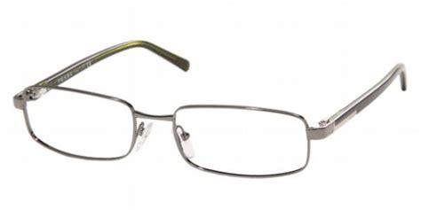 Keydisk Av Black Glossy New Authentic prada vpr56i eyeglasses