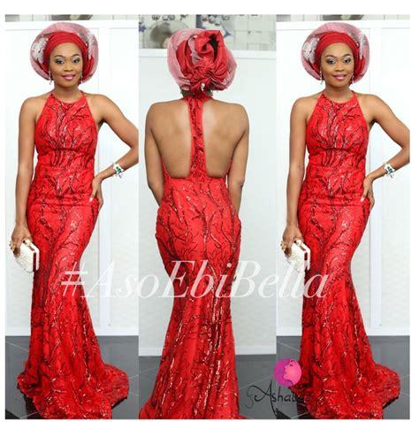 lace dress aso ebi style nigeria lastest fashion lace dress aso ebi reception dress