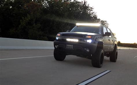 Led Light Bars For Cars The 5 Most Distasteful Car Accessories In Lebanon Biser3a