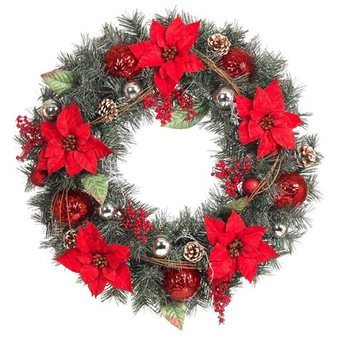 christmas wreath home accents holiday wreaths upc barcode upcitemdb com
