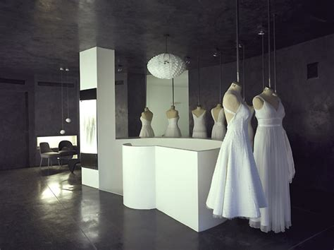 Wedding Gown Stores by Hila Gaon Wedding Gown Store By K1p3 Architects Tel Aviv