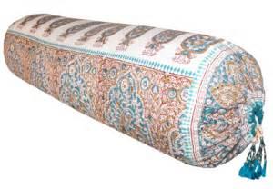 Bolster Cushion Covers Bolster Cushion Covers Printed In India 100 Cotton