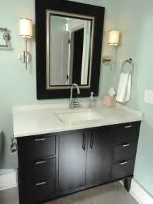 bright inspiration black vanity bathroom ideas just
