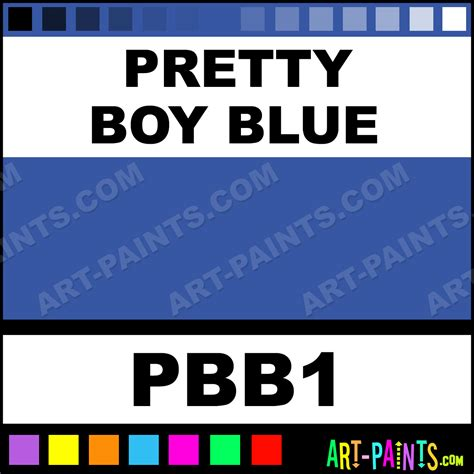 pretty blue colors pretty boy blue colorworks tattoo ink paints pbb1