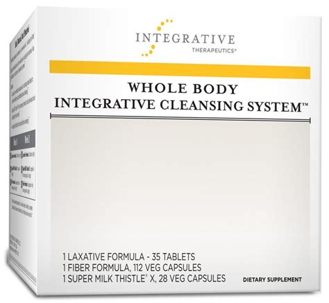 Detox Integrative by Whole Integrative Cleansing System Your Community