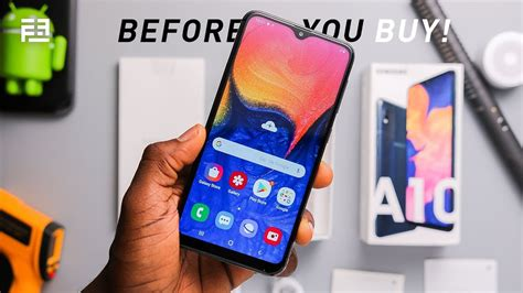 Samsung A10 Unboxing by Samsung Galaxy A10 2019 Unboxing Review Before You Buy