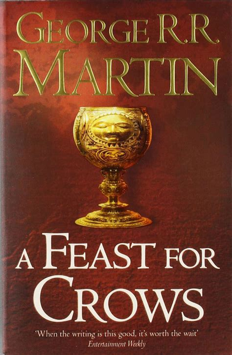 libro a feast for crowsfeast game of thrones spoilers blackfish actor clive russell returning for season 6 tv radio