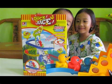 Terlaris Mainan Papan Anak Education Toys mainan anak duck race learning colour and counting number