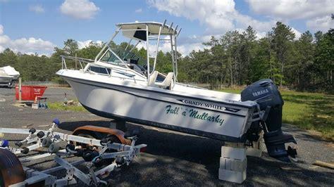 boats for sale on long beach island nj 1989 grady white 20 overnighter power boat for sale www