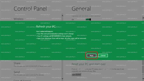 resetting keyboard keys windows 8 how to refresh and reset your windows 8