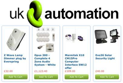 readers offer coupon code for uk automation automated home