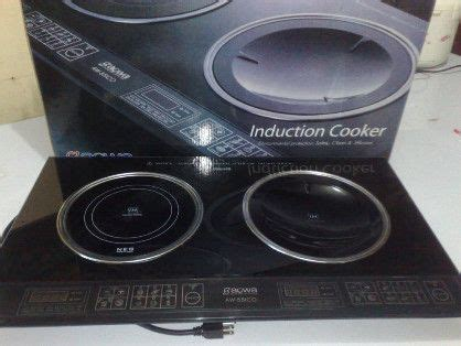 Rice Cooker Aowa hyundai induction cooker preparing delicious meals is now