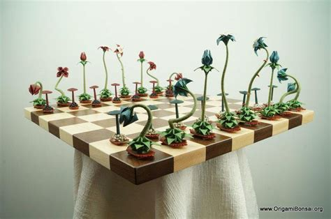 Origami Chess Pieces - 17 best images about chess sets on lego