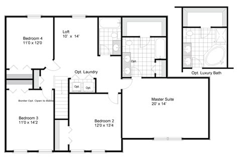 arbor homes floor plans the empress meadowbrook