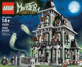 Toys and bacon lego 10228 monster fighters haunted mansion