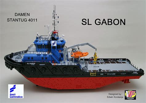 tugboat slang seriously huge investment in parts the lego car blog
