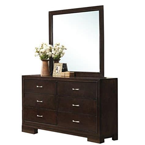 Bedroom Dresser And Chest Sets Roundhill Furniture Montana Modern 5 Wood Bedroom
