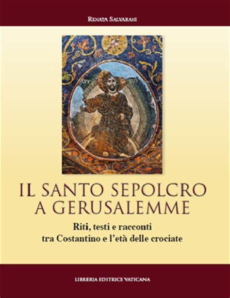 libreria santo libreria medievale il santo sepolcro a gerusalemme