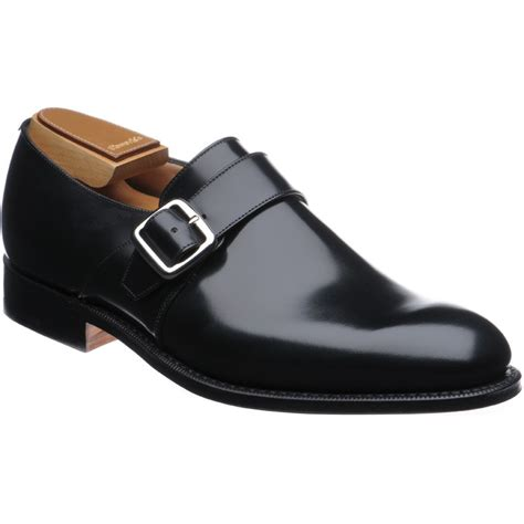 church shoes church shoes church custom grade westbury monk shoe in