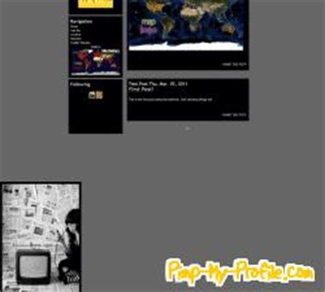 tumblr themes free emo emo goth tumblr themes pimp my profile com