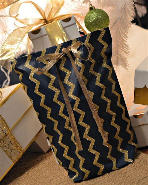 How To Make Gift Bags Out Of Wrapping Paper - make a gift bag out of wrapping paper celebrate decorate