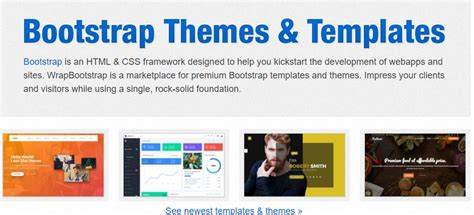 bootstrap templates for newsletter wrap bootstrap on air code