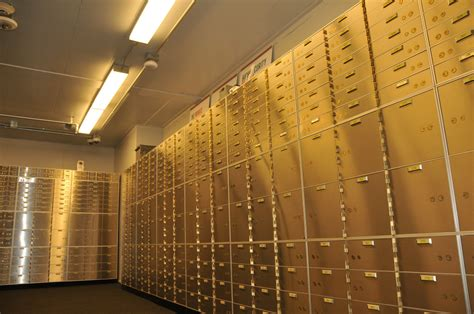 Safe Deposit Box Bank Worried About A Cyprus Style Bank Crisis In The Us U S