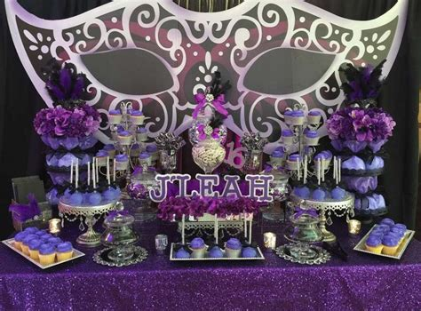 decorations themes best 25 sweet 16 masquerade ideas on mask