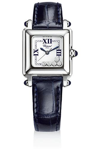 Chopard Chess Style Square For chopard happy sport square classic watches from swissluxury