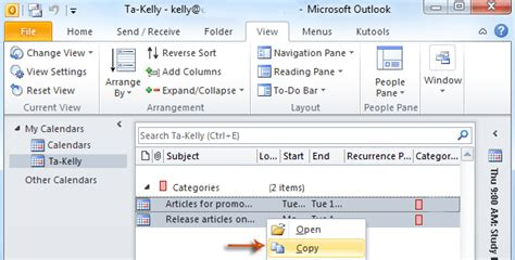 Merge Calendars How To Import And Merge Calendars In Outlook