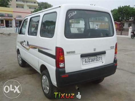 Eco Maruti Suzuki 7 Seater Maruti Suzuki Ahmedabad Mitula Cars