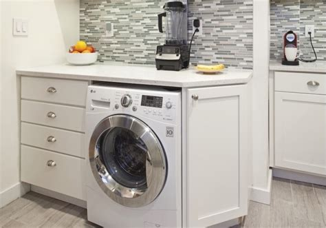 Kitchen Cabinet Washing Machine by The Washing Machine Is More Than Spin