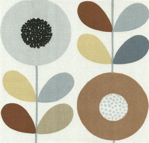 scandinavian pattern history scandinavian fabric vtg retro diy cushion curtains 50s 60s